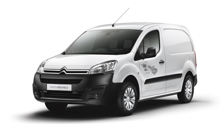 Berlingo VU Electric